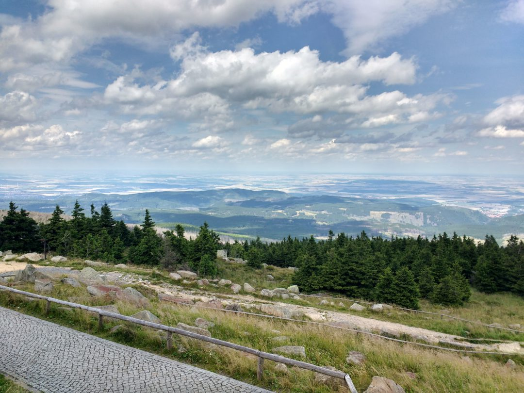 top Brocken Duitsland