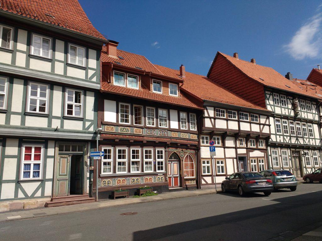 Duderstadt straatsferen