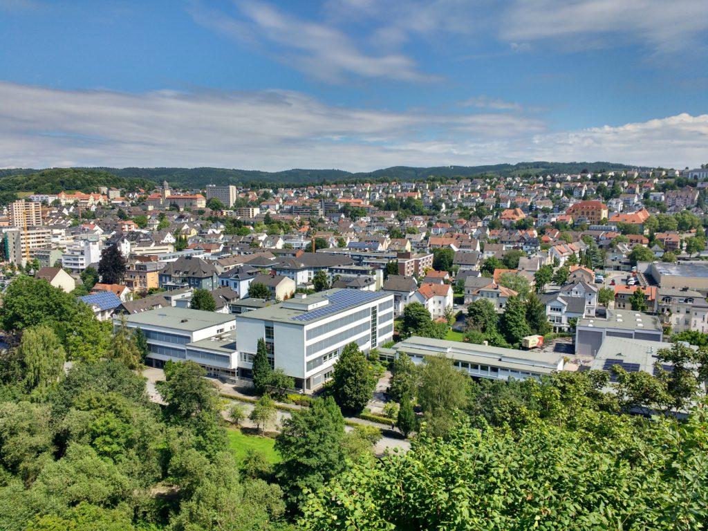 Arnsberg Duitsland uitzicht